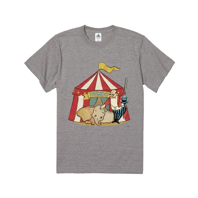 【D-Made】Tシャツ ダンボ&団長 Dumbo 80