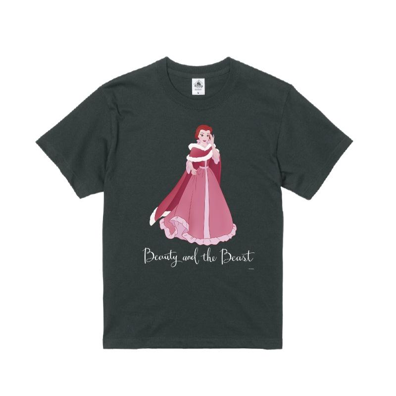 【D-Made】Tシャツ 美女と野獣 ベル ローブ