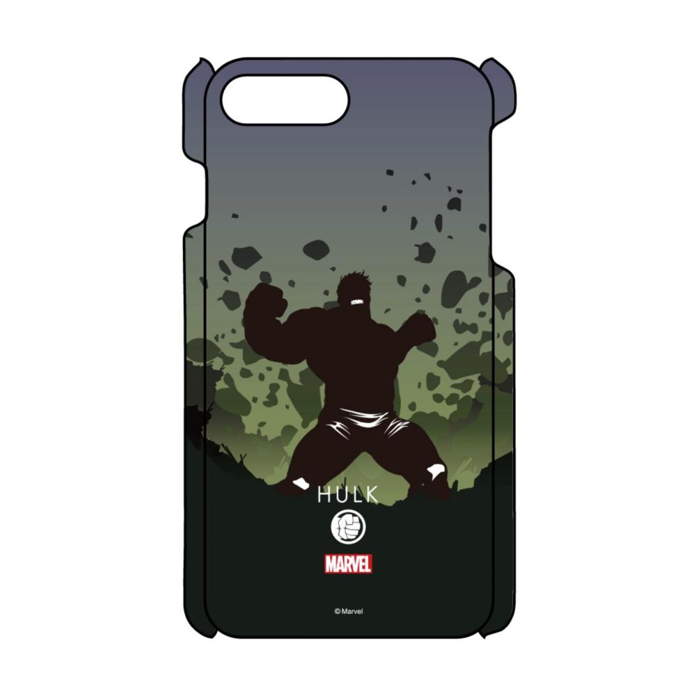 【D-Made】iPhoneケース MARVEL ハルク HEROシルエット