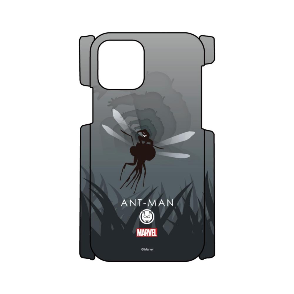 【D-Made】iPhoneケース MARVEL アントマン HEROシルエット