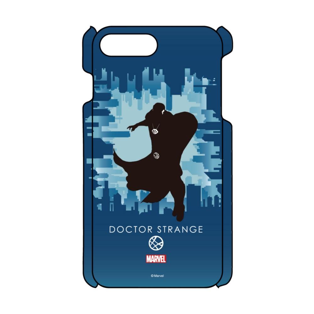 【D-Made】iPhoneケース MARVEL ドクター・ストレンジ HEROシルエット