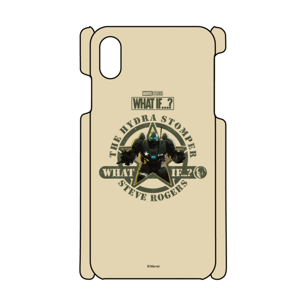 【D-Made】iPhoneケース ホワット・イフ…? THE HYDRA STOMPER STEVE ROGERS