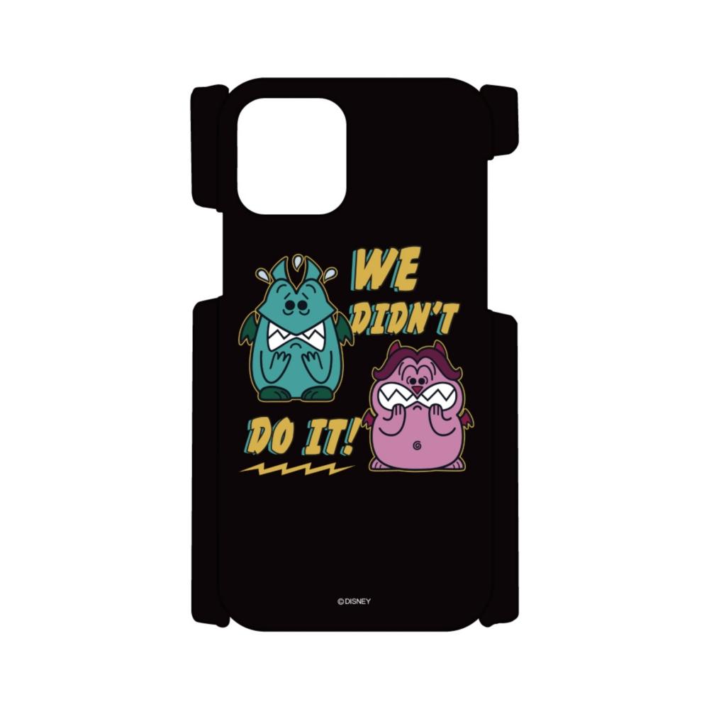 【D-Made】iPhoneケース ヘラクレス ペイン&パニック WE DON'T DO IT!