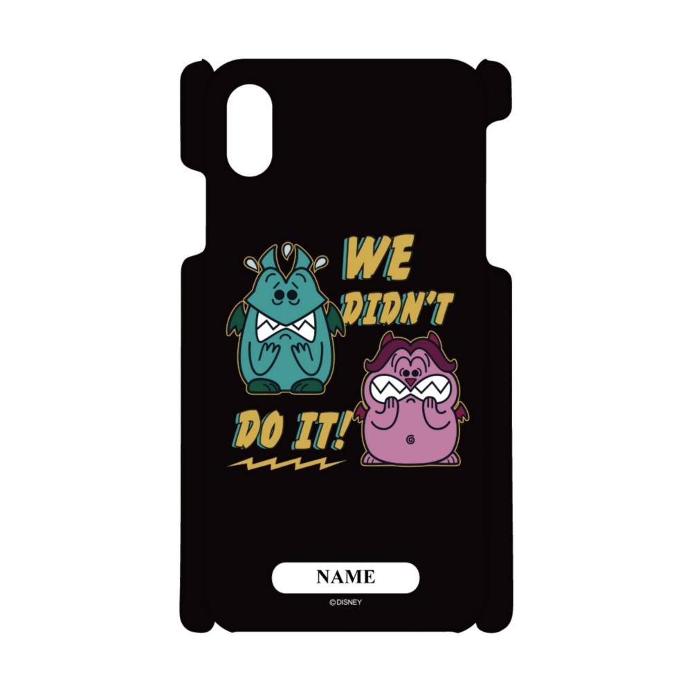 【D-Made】名入れ iPhoneケース ヘラクレス ペイン&パニック WE DON'T DO IT!