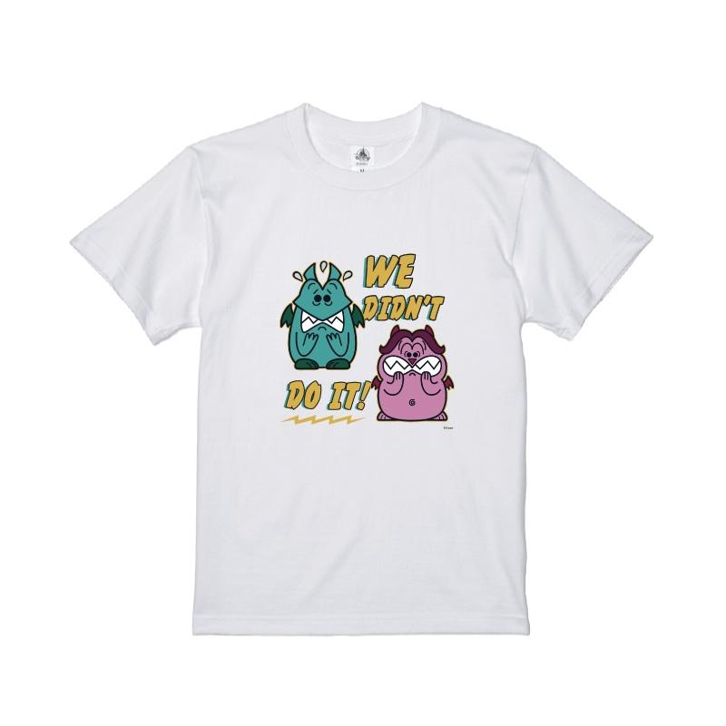 【D-Made】Tシャツ ヘラクレス ペイン&パニック WE DON'T DO IT!