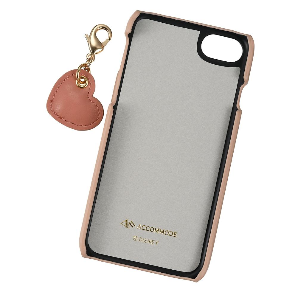 【送料無料】【ACCOMMODE】 ミッキー&フレンズ iPhone 6/7/8/SE(第2世代)用スマホケース・カバー ハートコミック