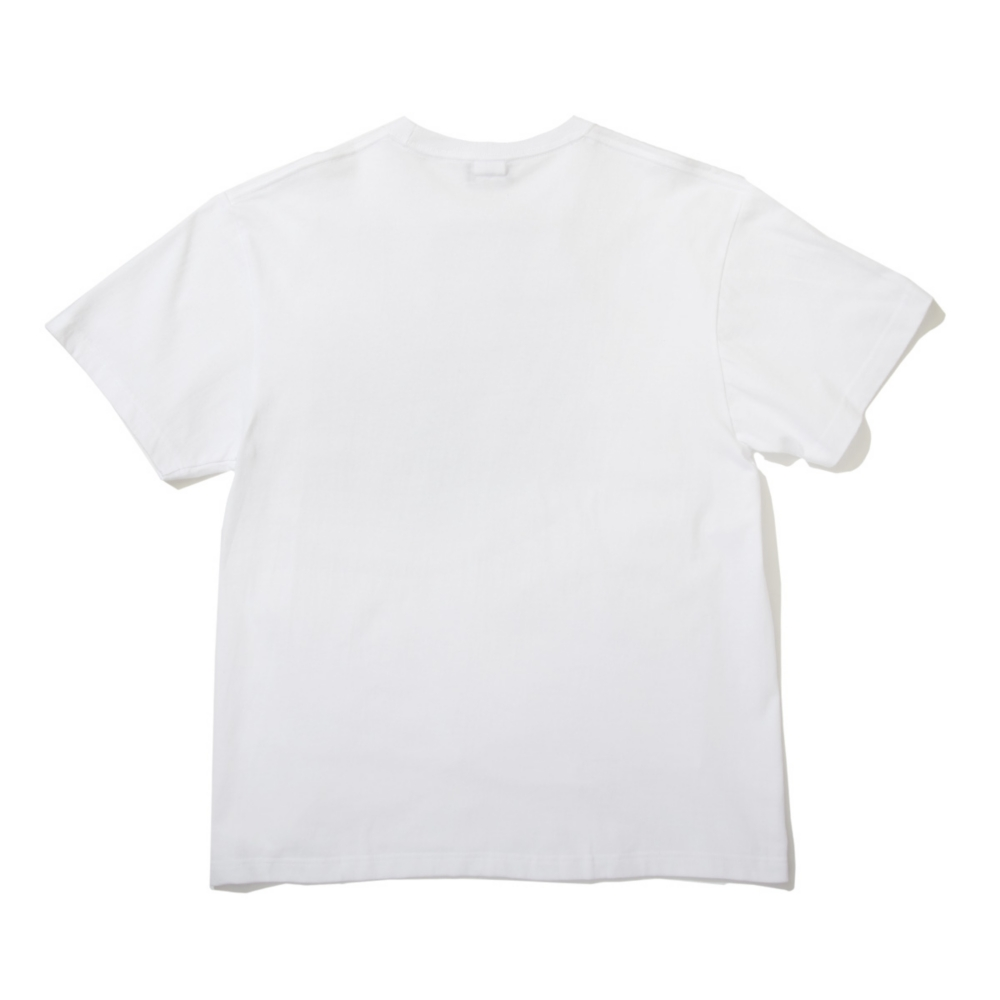 【BEAMS】  河村 康輔 S/S TEE② VENOM WHITE