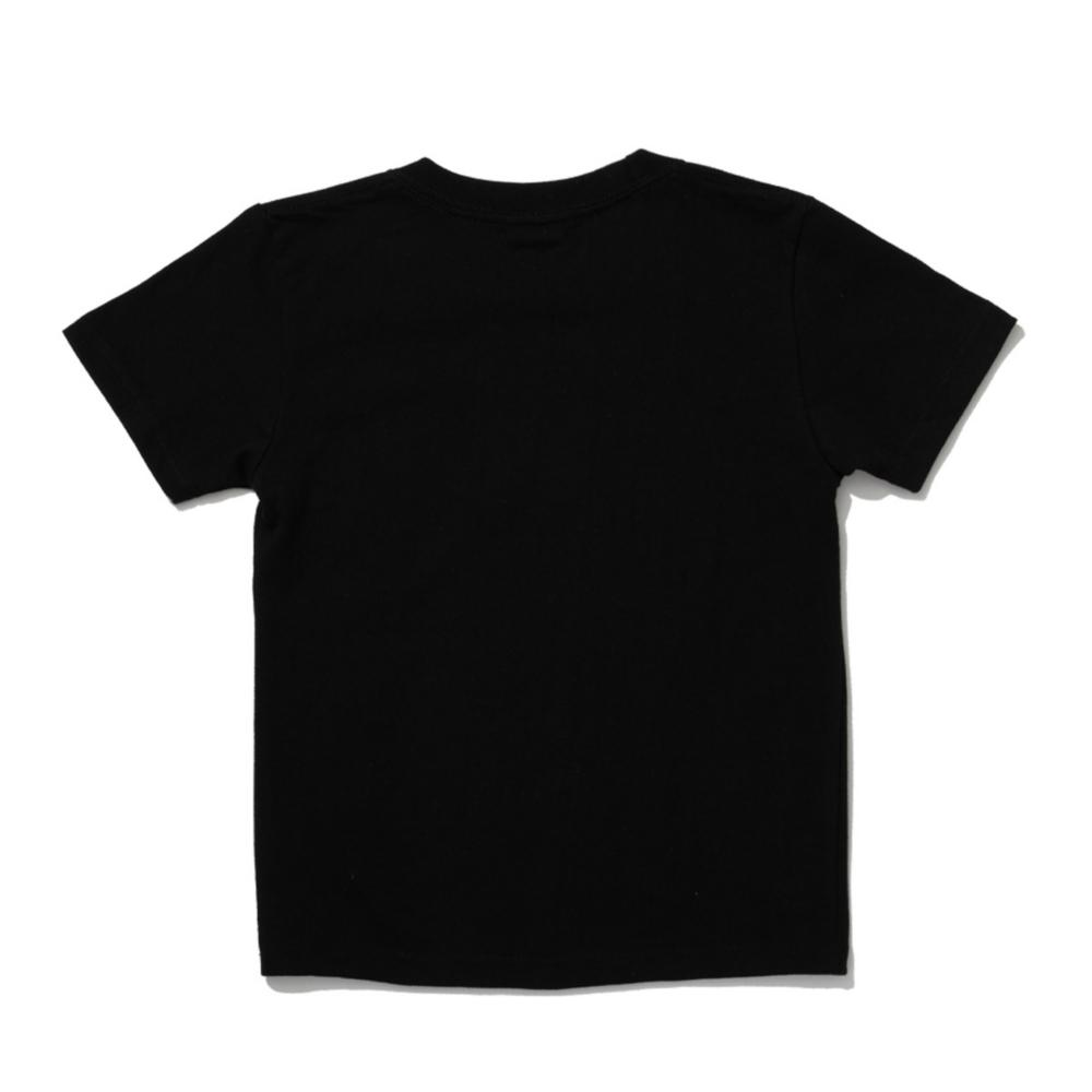 【BEAMS】  河村 康輔 S/S KIDS TEE BLACK