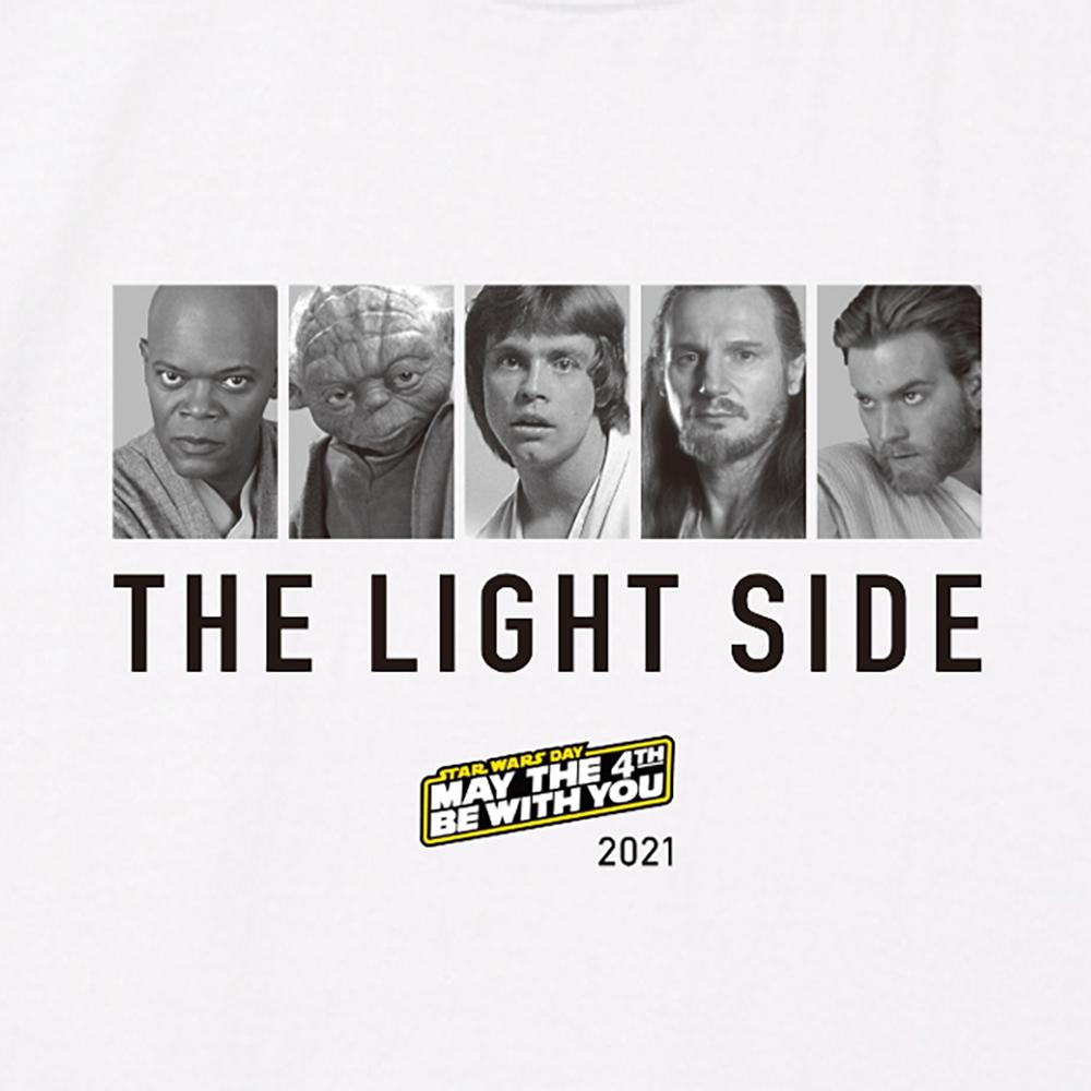 【MAY THE 4TH 限定デザイン】【予約商品】 スター・ウォーズ ホワイトTシャツ