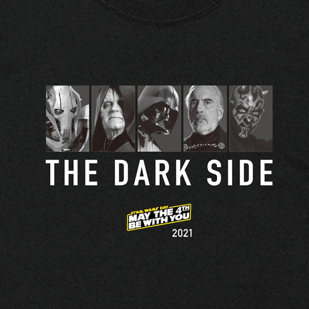 【MAY THE 4TH 限定デザイン】【予約商品】 スター・ウォーズ ブラックTシャツ