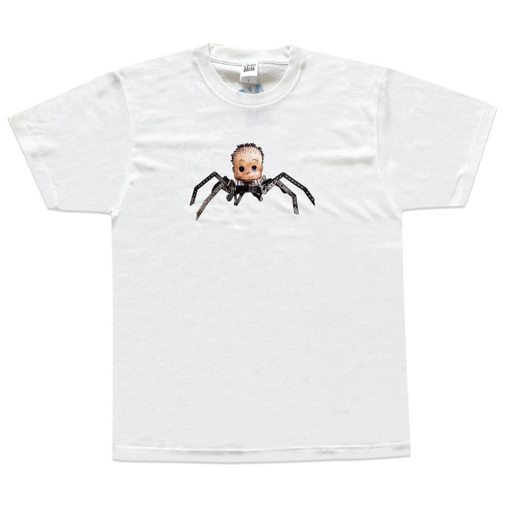 トイ・ストーリー Tシャツ ベビーフェイス (ホワイト1)