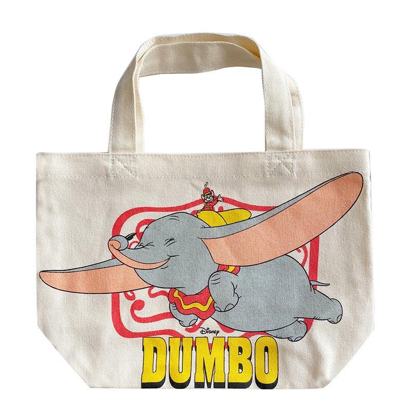 【 Disney 】 DSキャラクター マチ付きバッグ
