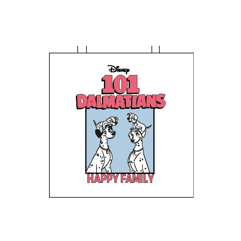 【 Disney 】 DSキャラクター カラートートバッグ