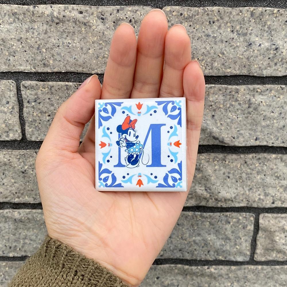 アルファベットタイル(R)トンスケ&ミスバニー