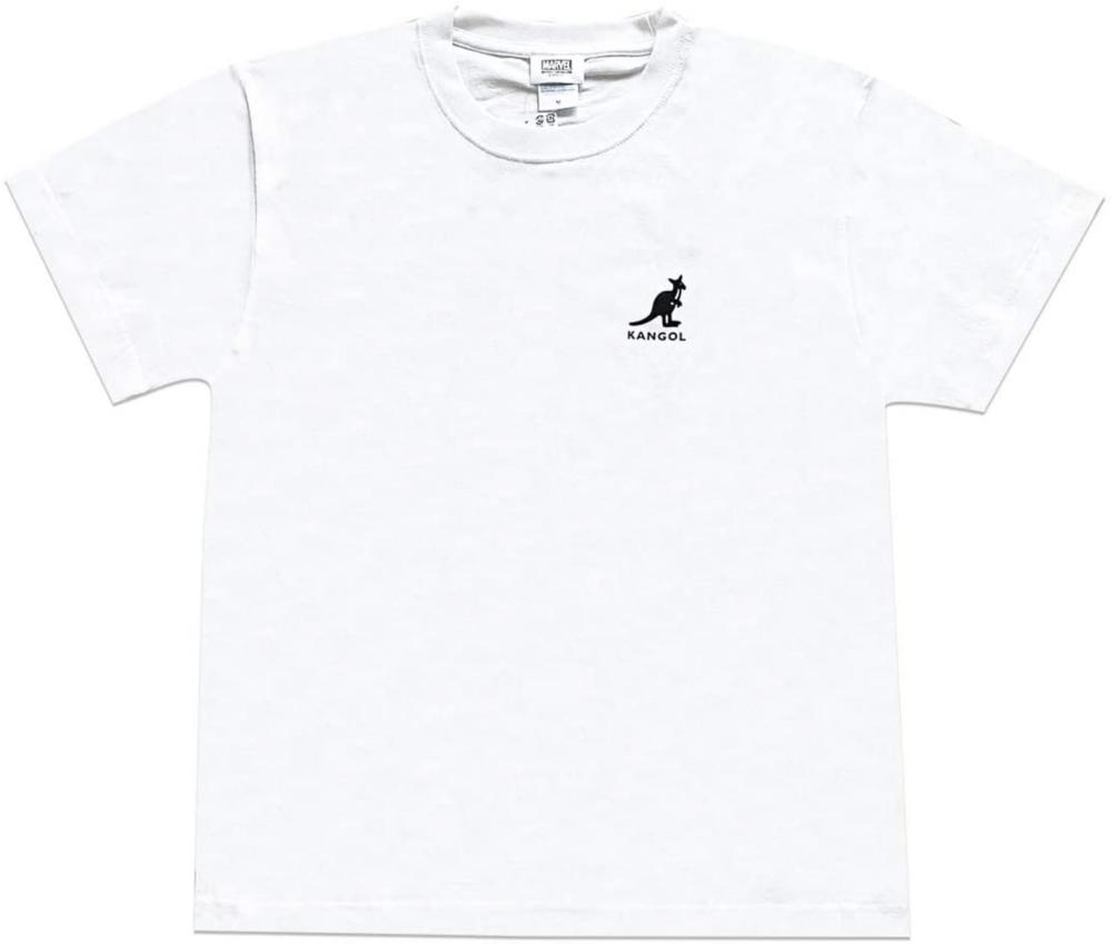 MARVEL マーベル×カンゴール ビックロゴ Tシャツ