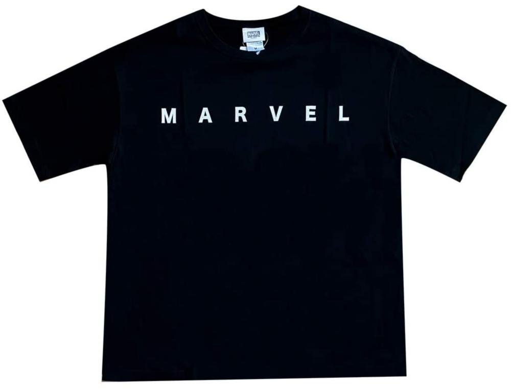 MARVEL マーベル×カンゴール シンプル Tシャツ