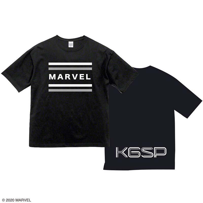 MARVEL マーベル×カンゴールスポーツライン Tシャツ