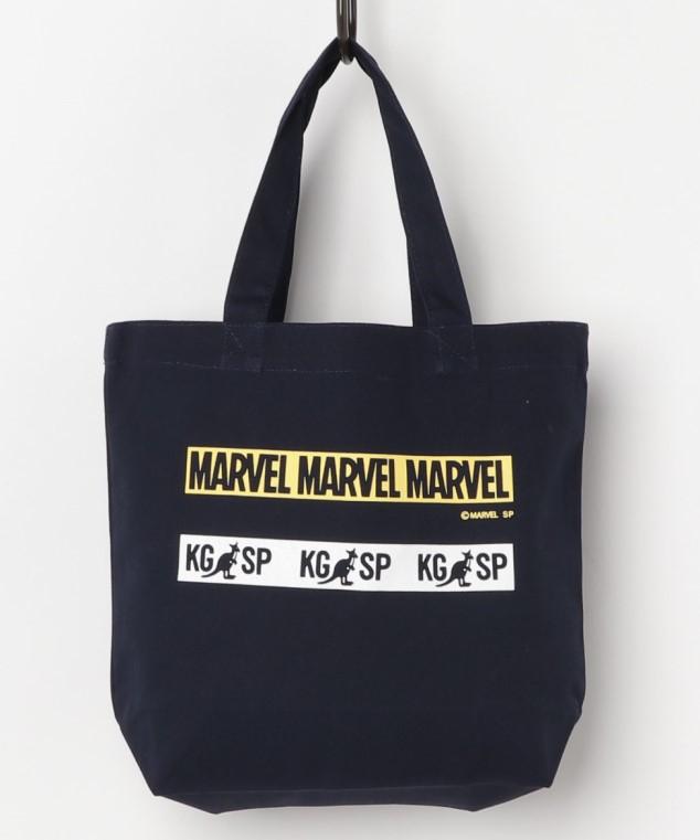 MARVEL マーベル×カンゴールスポーツ ランチバッグ