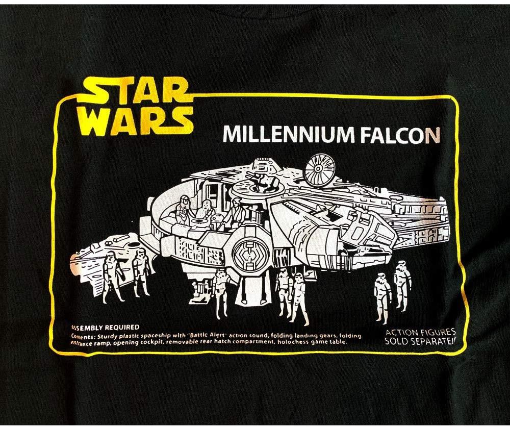 スター・ウォーズ Tシャツ ミレニアム・ファルコン M
