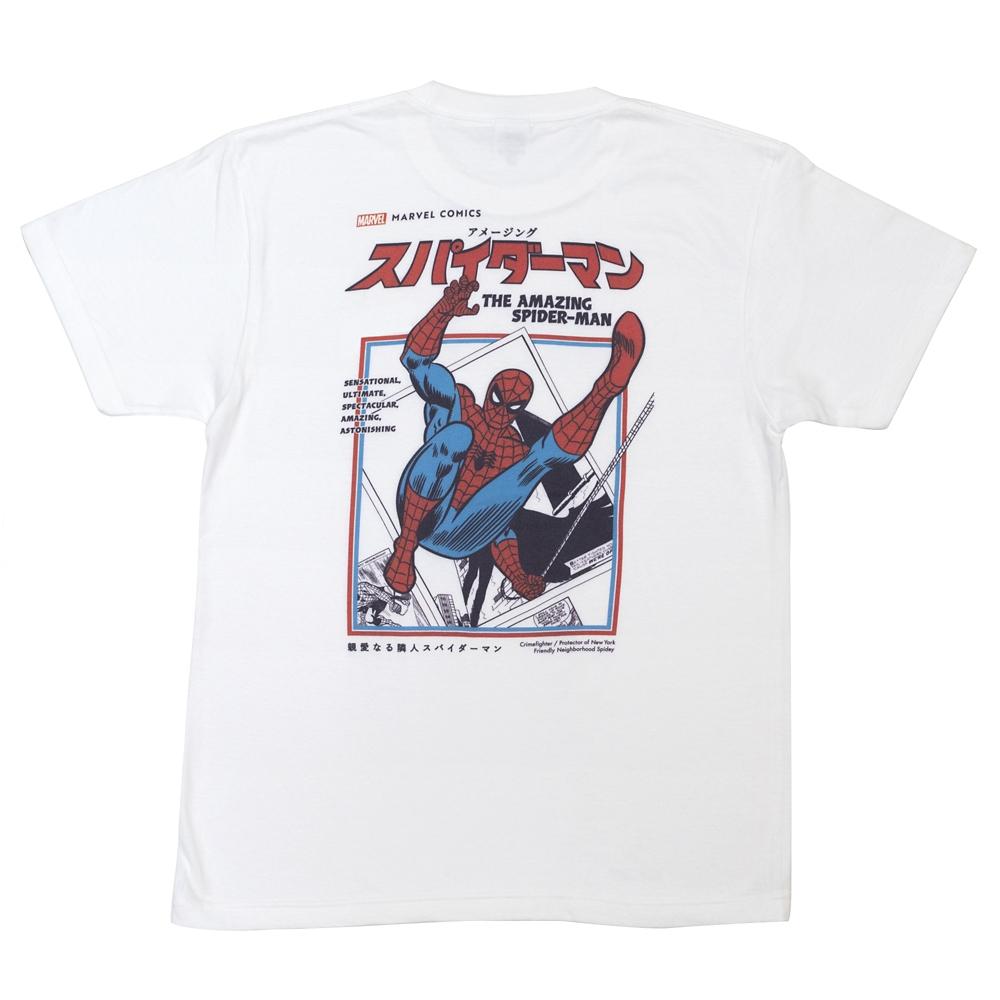 Tシャツ スパイダーマン