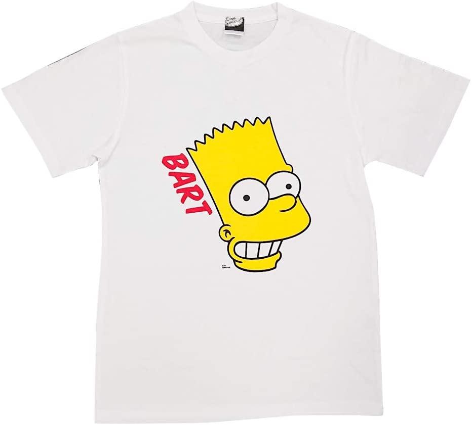 シンプソンズ Tシャツ バートフェイス