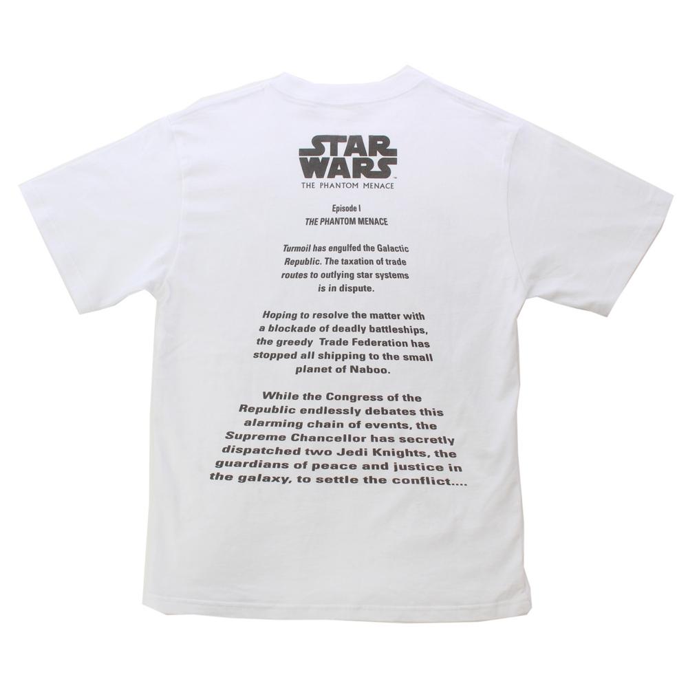 『スター・ウォーズ エピソード1/ファントム・メナス』/オープニングクロールTシャツ