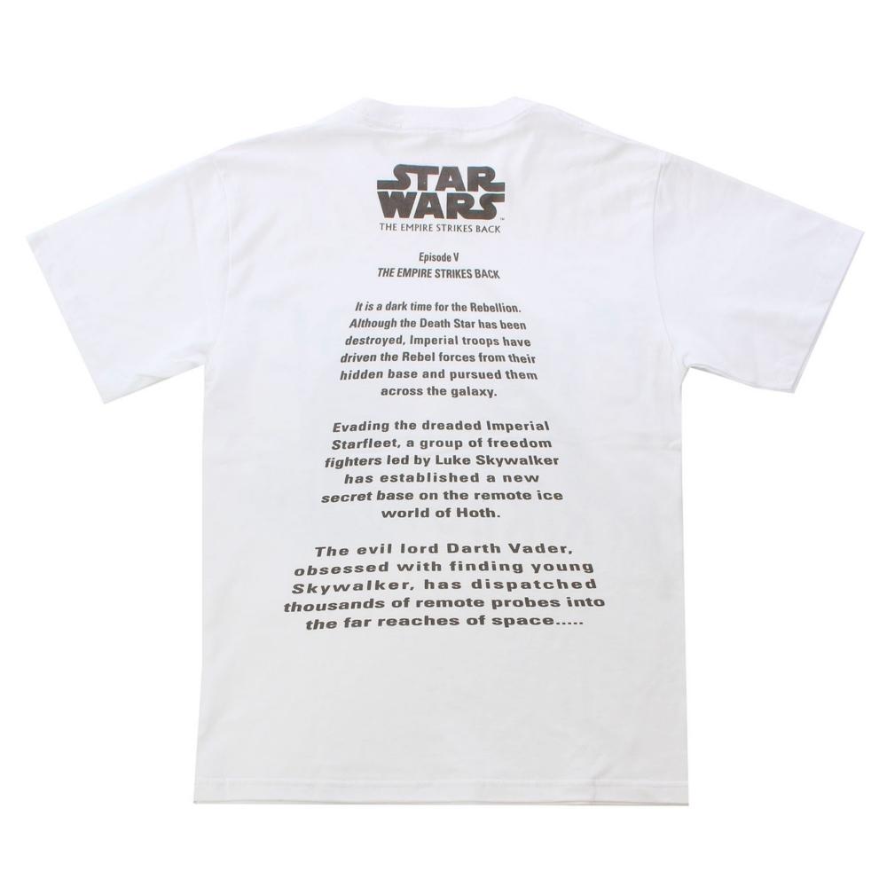 『スター・ウォーズ エピソード5/帝国の逆襲』/オープニングクロールTシャツ