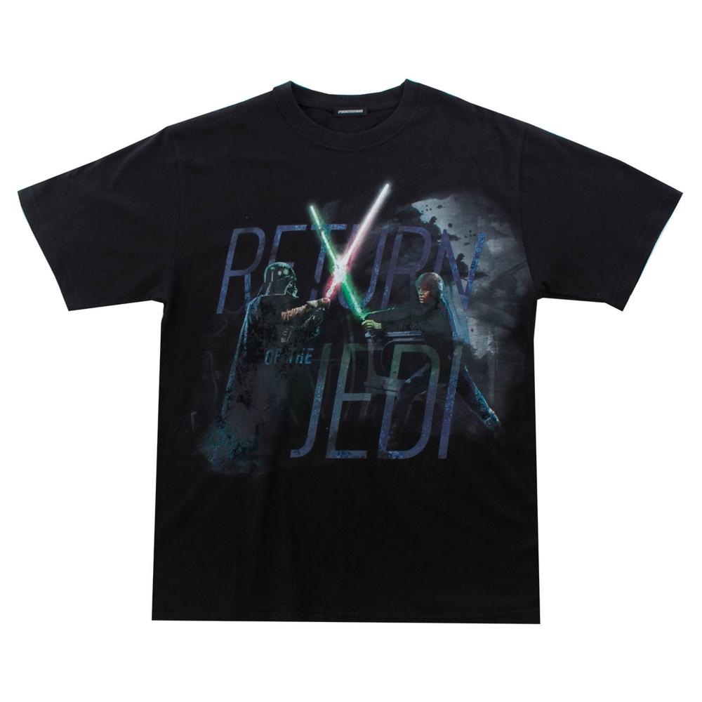 『スター・ウォーズ エピソード6/ジェダイの帰還』/オープニングクロールTシャツ