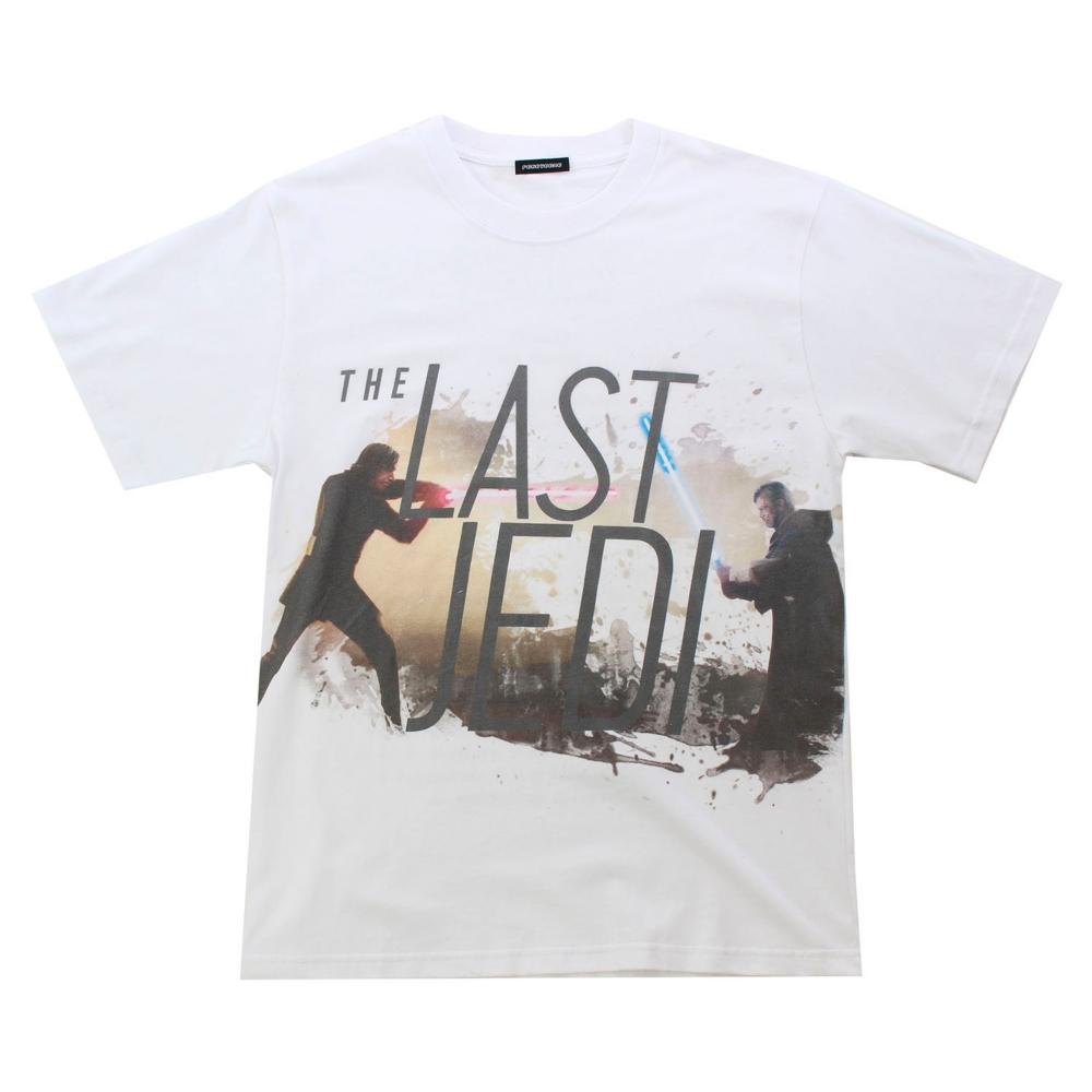 『スター・ウォーズ/最後のジェダイ』/オープニングクロールTシャツ