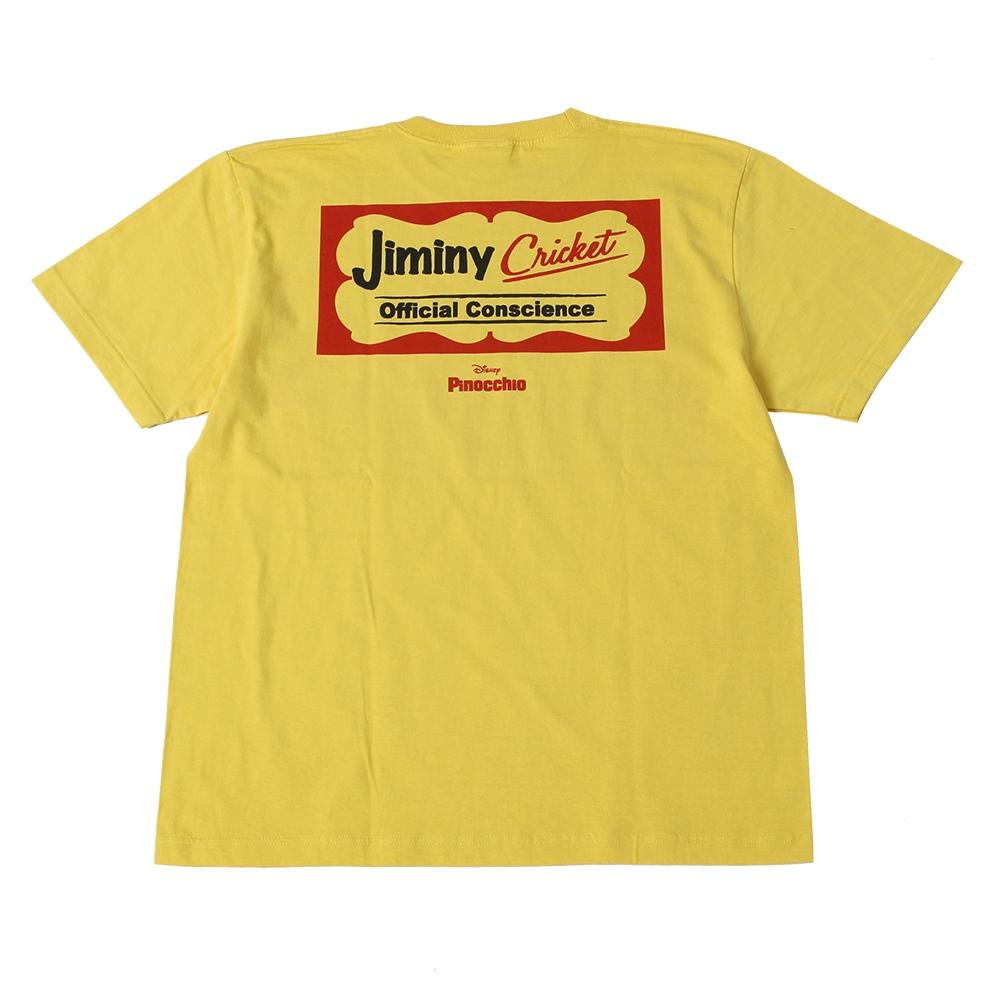 ピノキオ ジミニー・クリケット/Tシャツ