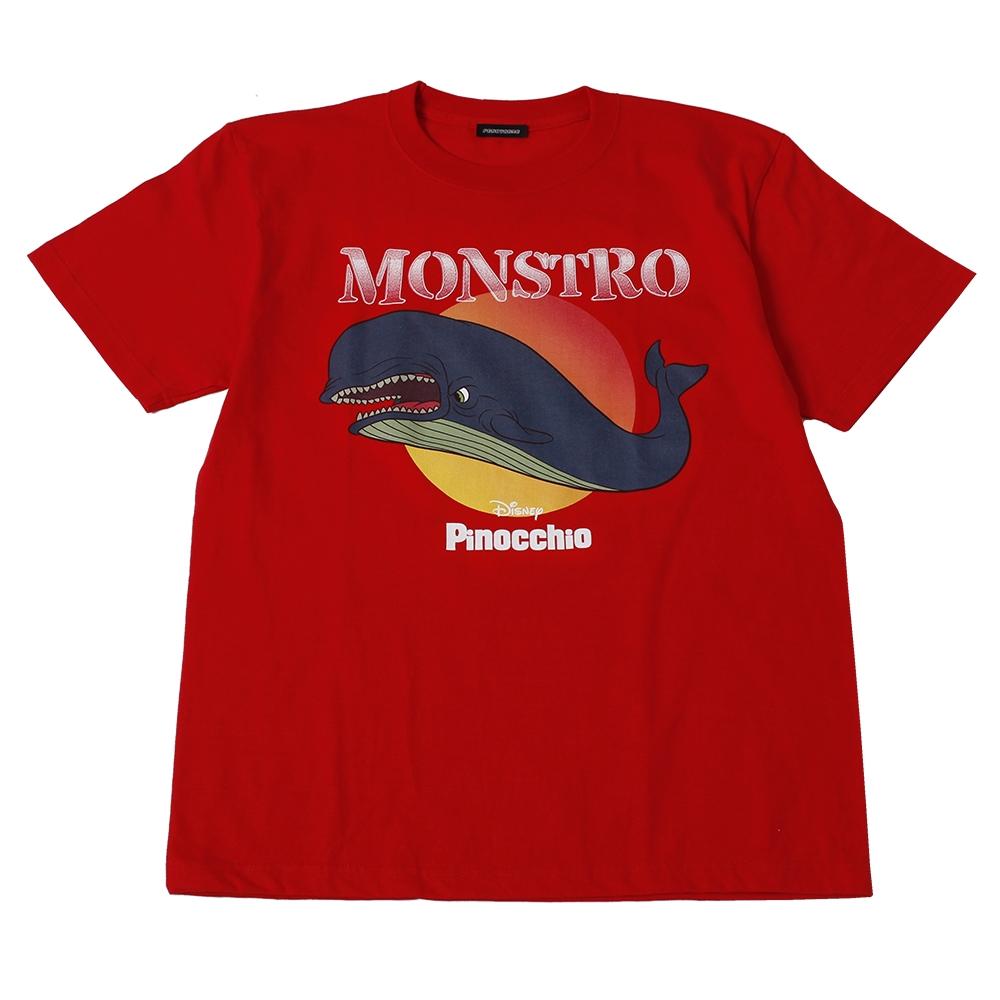 ピノキオ モンストロ/Tシャツ