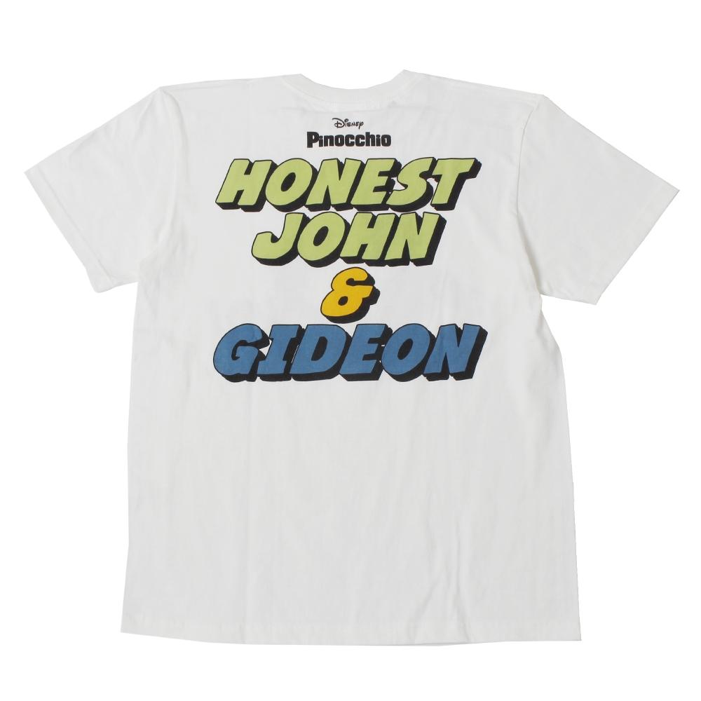 ピノキオ 正直ジョン&ギデオン/Tシャツ