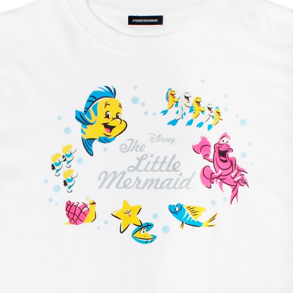 リトル・マーメイド/フランダー&セバスチャン/Tシャツ