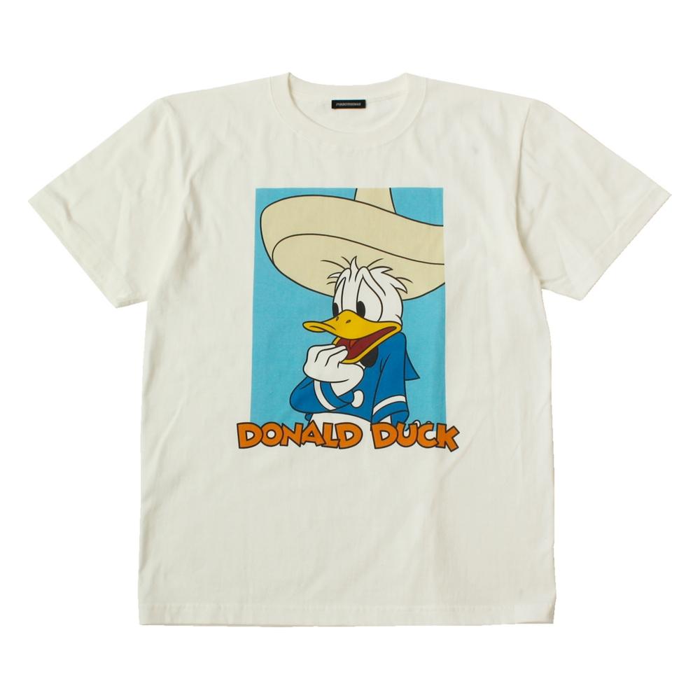 三人の騎士/ドナルドダック/Tシャツ