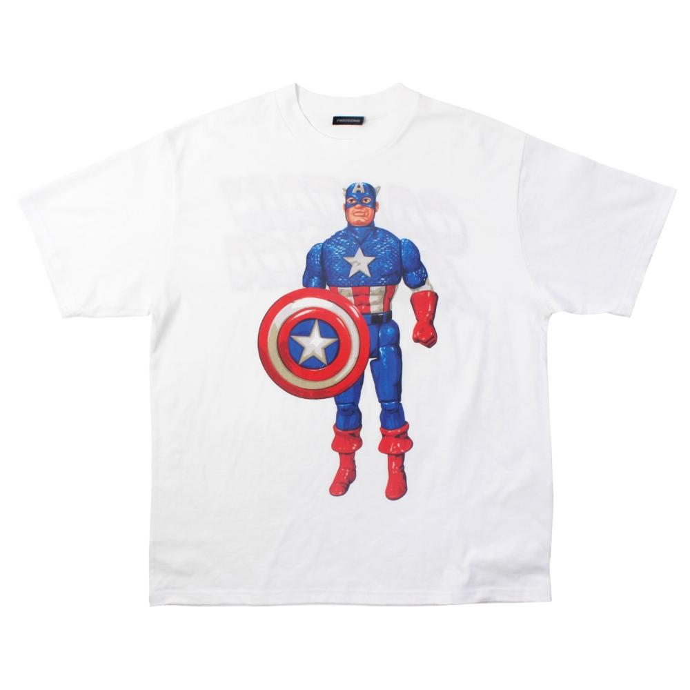 MARVEL キャプテン・アメリカ S/S T-SHIRT