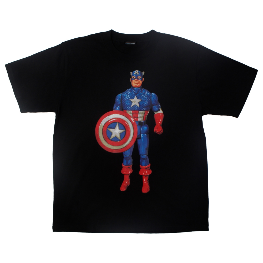 MARVEL キャプテン・アメリカ S/S T-SHIRT