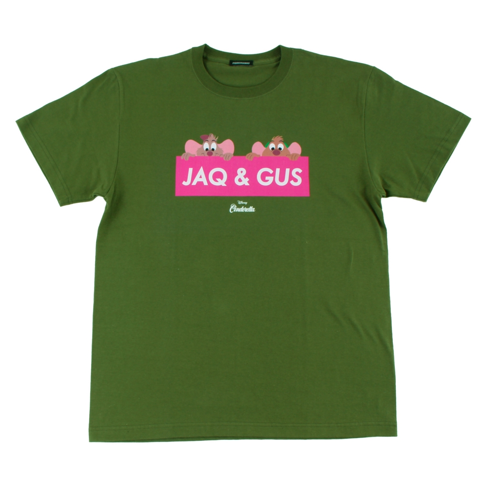 シンデレラ/ジャック&ガス/Tシャツ