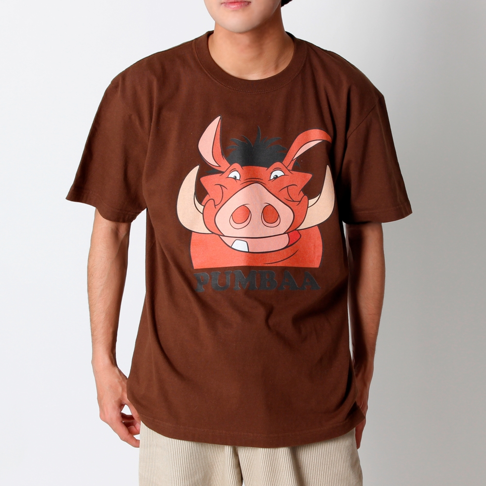 ライオン・キング/プンバァ/Tシャツ