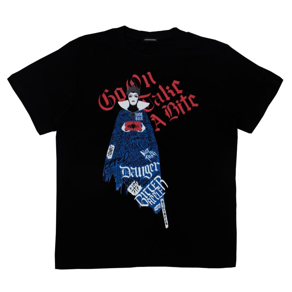 白雪姫/女王/Tシャツ