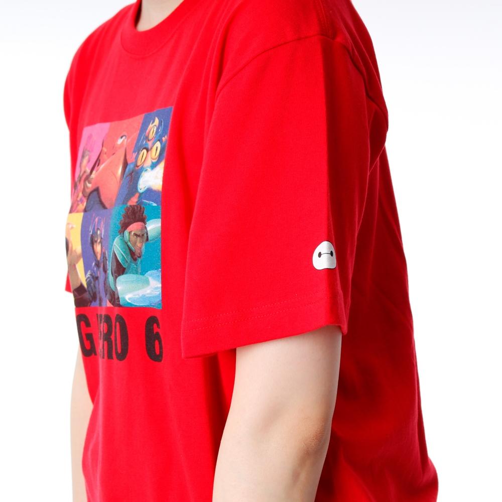 ベイマックス/ビッグ・ヒーロー6(スーツ装着後)/Tシャツ