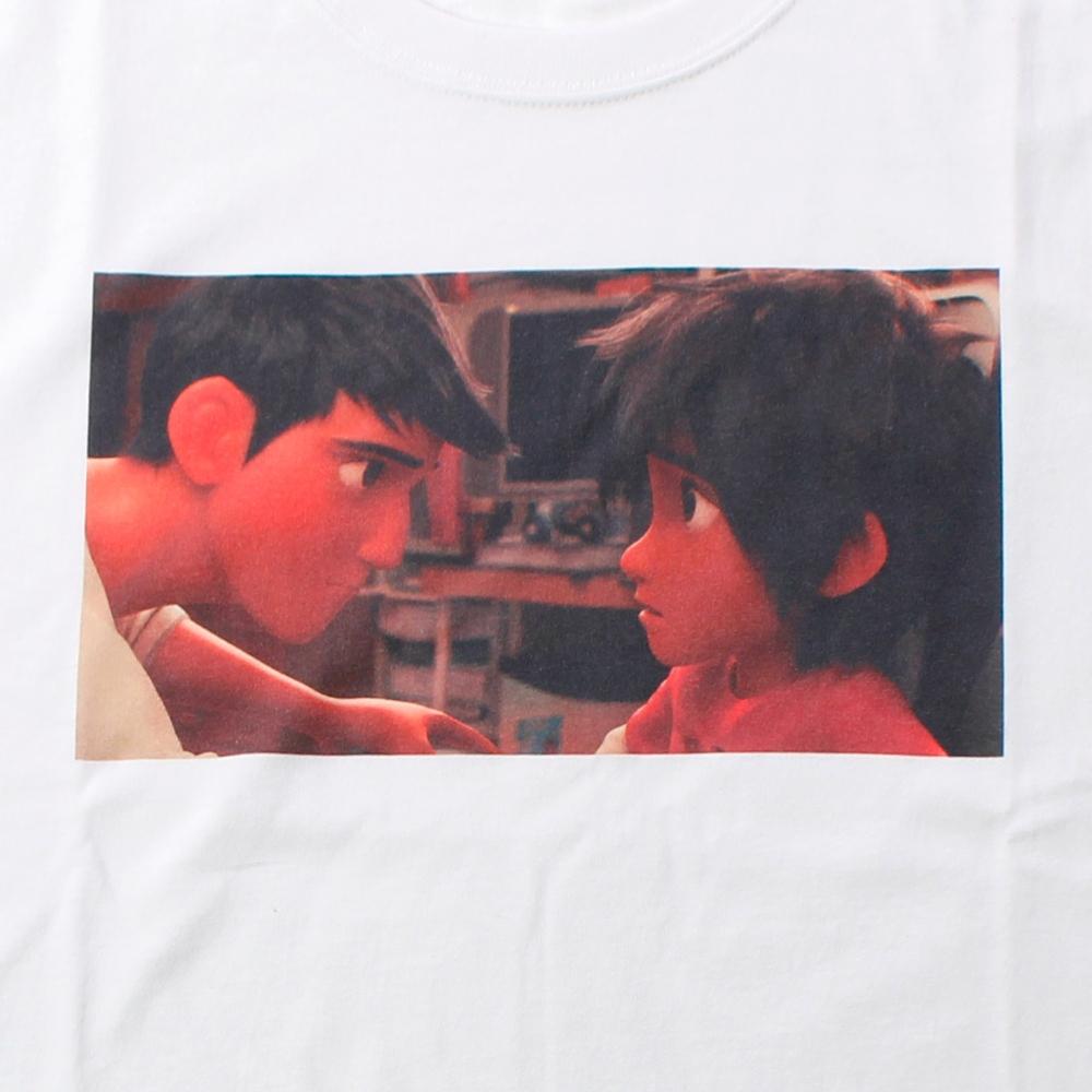 ベイマックス/タダシとヒロ/Tシャツ
