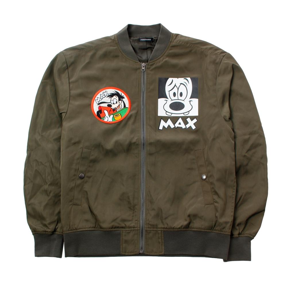 マックス/MA-1ジャケット