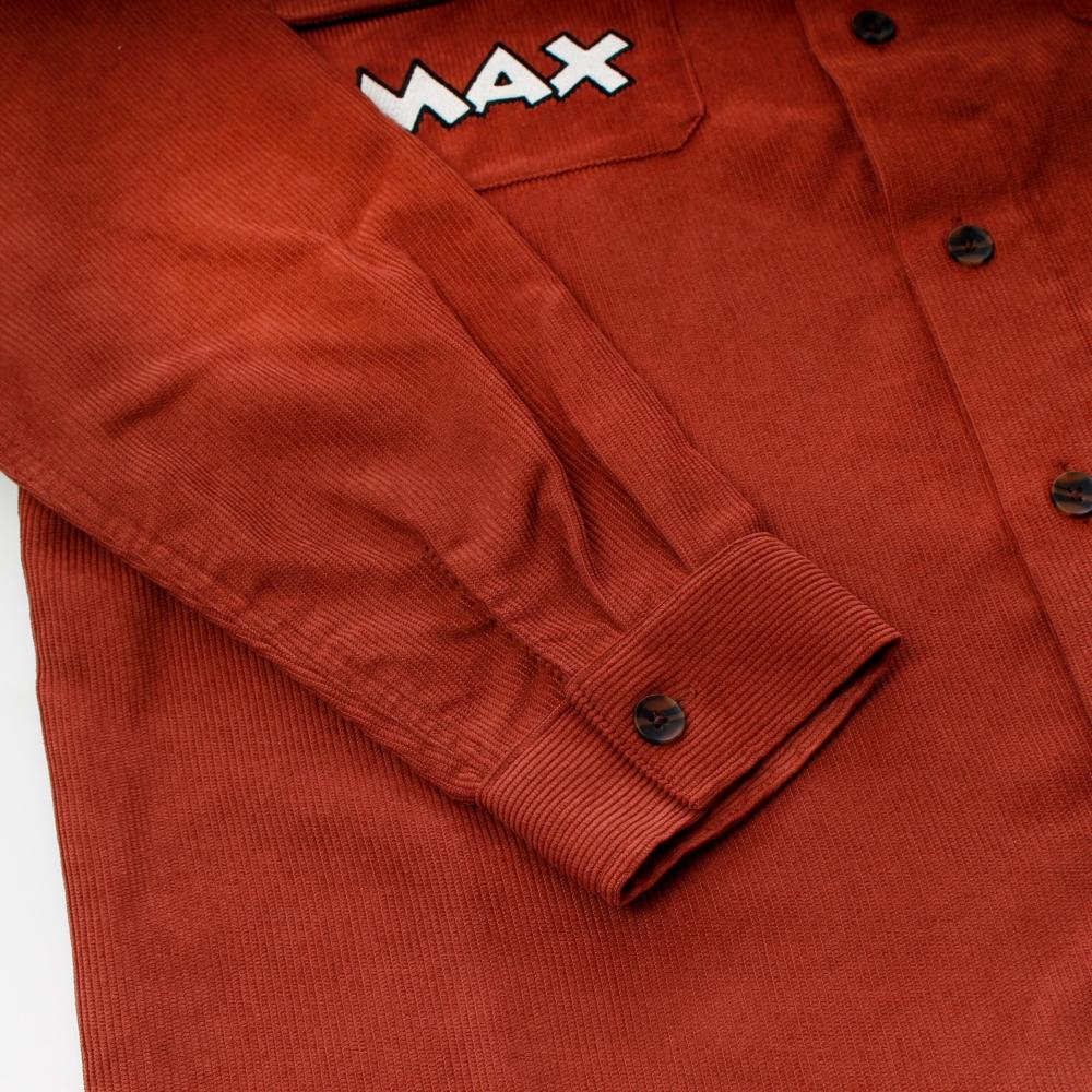 マックス/コーデュロイシャツ