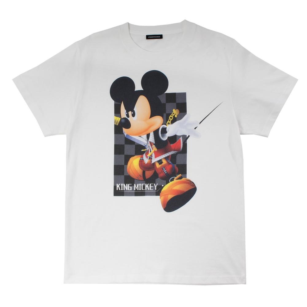 キングダム ハーツ/ミッキーマウス/Tシャツ
