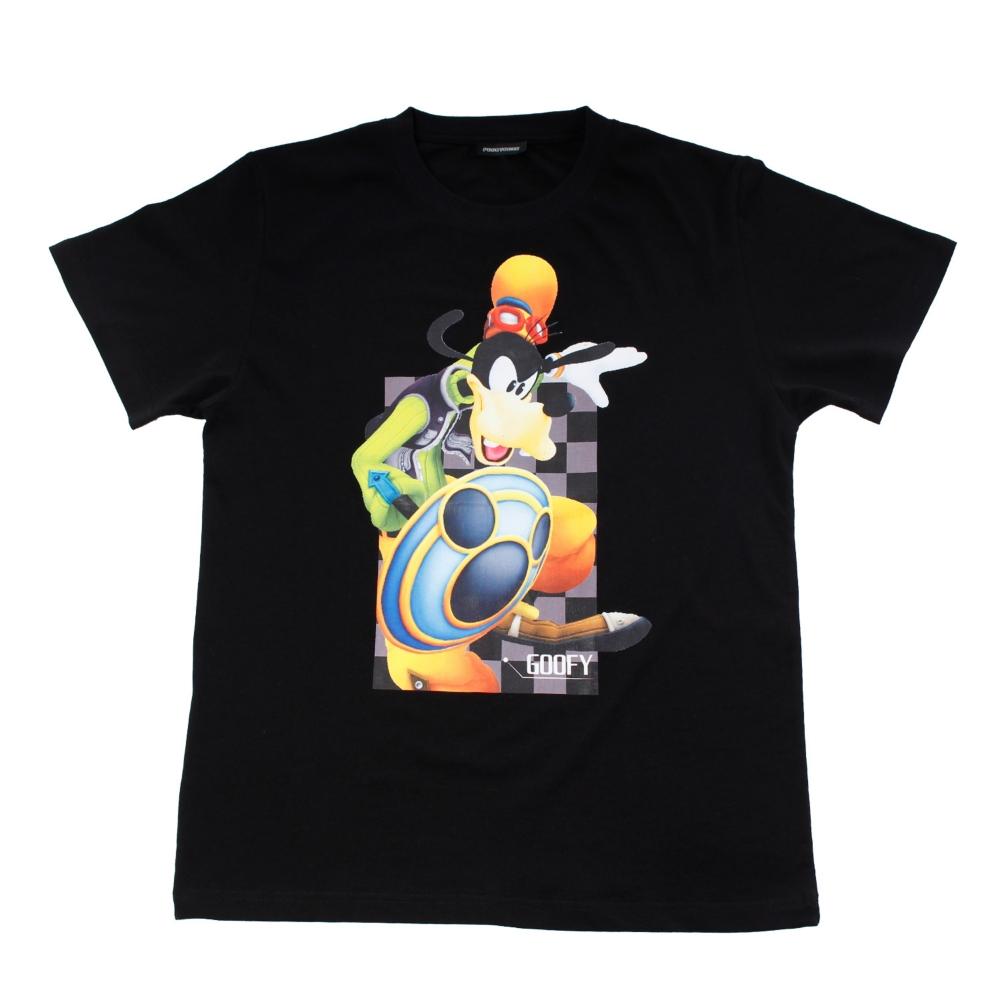 キングダム ハーツ/グーフィー/Tシャツ
