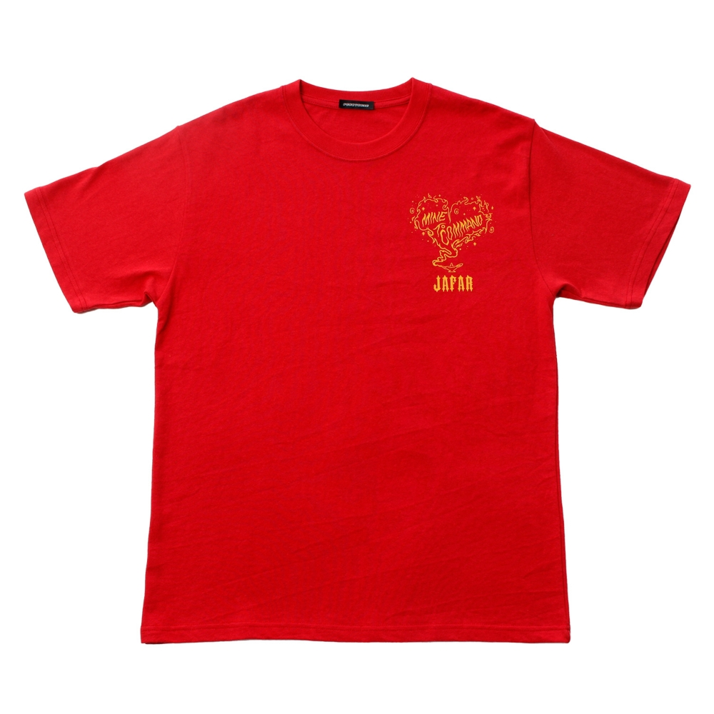 アラジン/ジャファー/Tシャツ