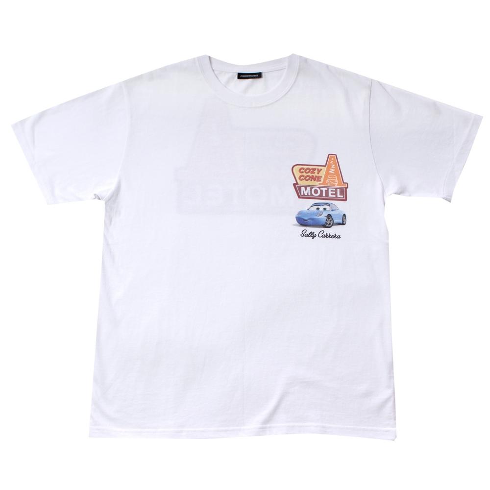 カーズ/サリー・カレーラ COZY CONE MOTEL/Tシャツ