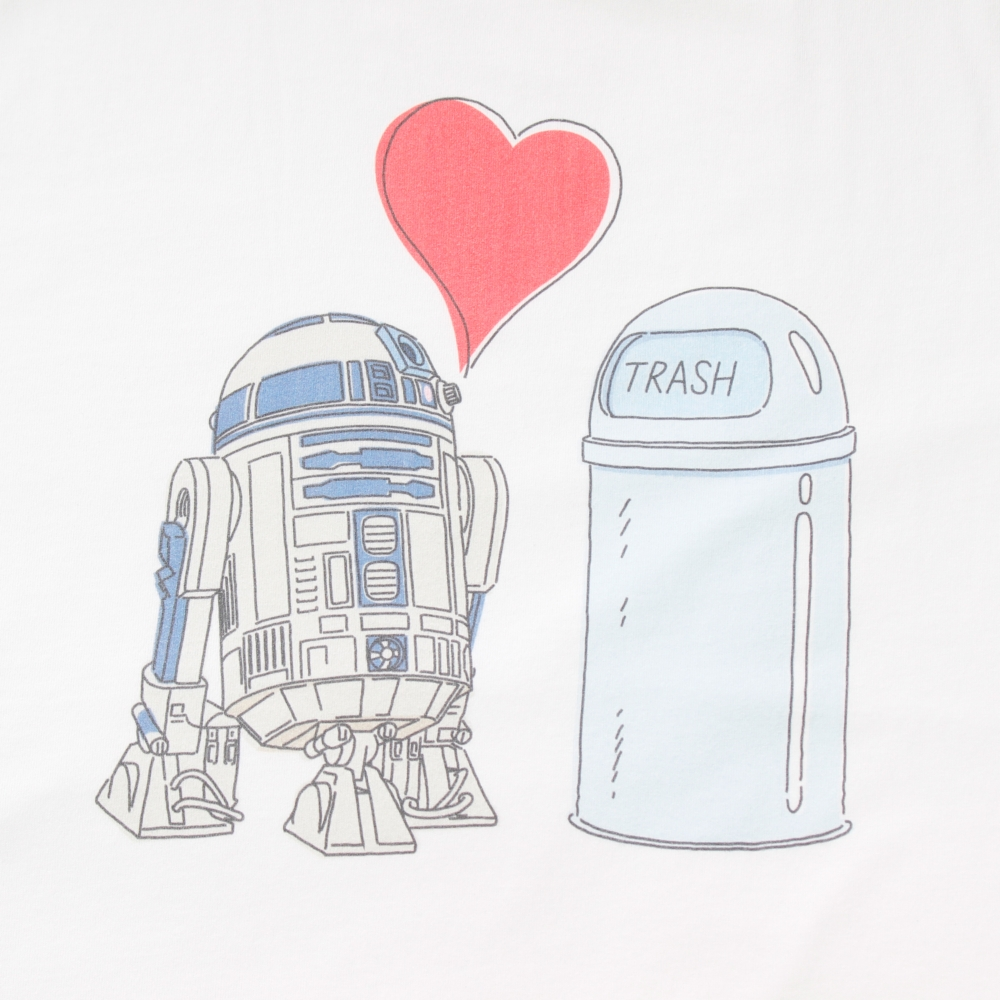 STAR WARS(スター・ウォーズ)/R2-D2/Tシャツ