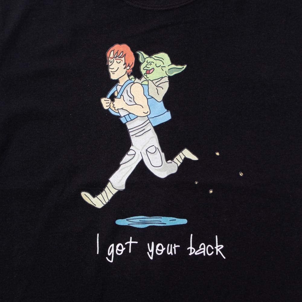 STAR WARS(スター・ウォーズ)/ルーク・スカイウォーカー&ヨーダ/Tシャツ