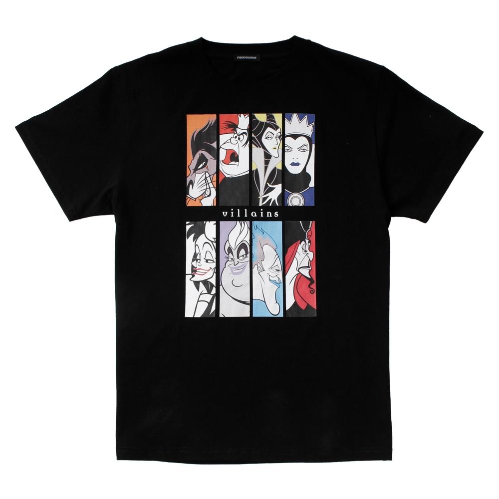 ディズニーヴィランズ/Tシャツ